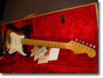 1956 Strat For Sale
