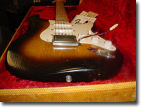 1956 Fender Stratocaster From The Bottom Up