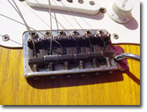 1956 Stratocaster tremelo assembly