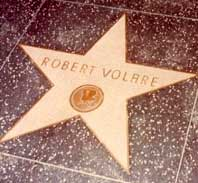 Bobby Volare's Star On Blackstone Avenue