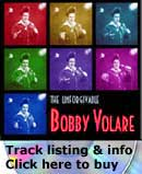 Bobby Volare's Unforgivable may be the funniest, most humor filled comedy song parody CD you ever buy