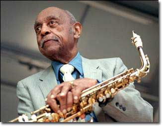 Benny Carter photo later in his career