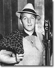 Jazz Vocalist Bing Crosby