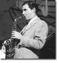 Charlie Barnet one of the great Big Band-leaders in Jazz History