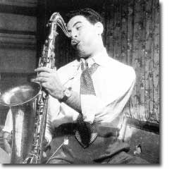 Georgie Auld an underated tenor man and one of the greats in Jazz history