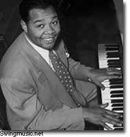 Jay McShann photo from the 1940s