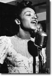 Jazz Vocalist Maxine Sullivan