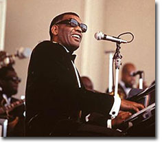 Ray Charles in the 1960s