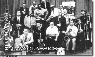 The Big Eighteen all star big band