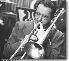 Tommy Dorsey in the 1940s