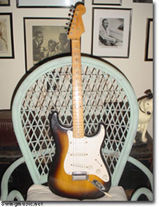 Vintage original 1956 Fender Stratocaster For Sale